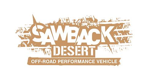 GMADE 1/10 GS01 DESERT SAWBACK RTR LOGO
