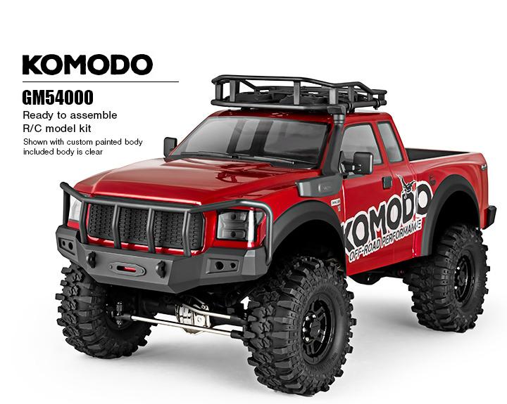 GMade Komodo Kit