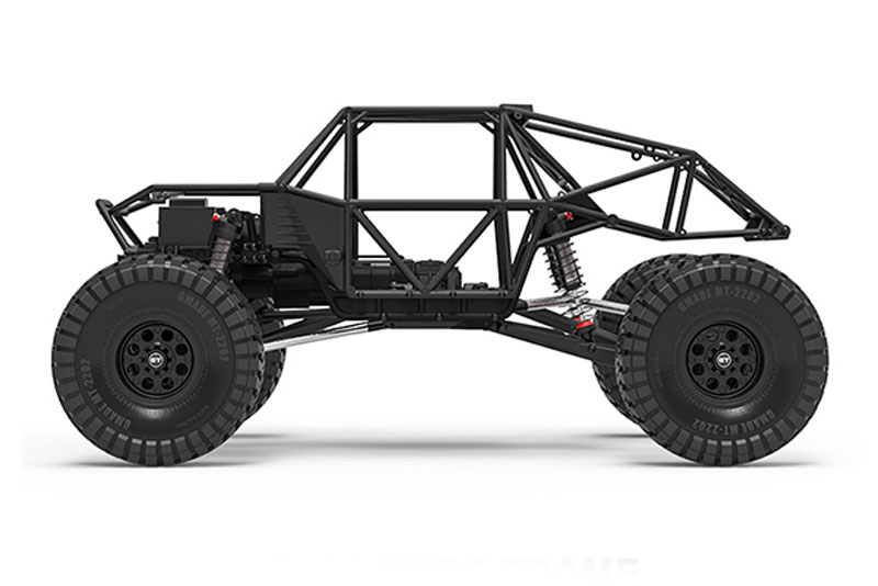 GMADE GOM GR01 1/10TH 4WD ROCK CRAWLER KIT #GM56000