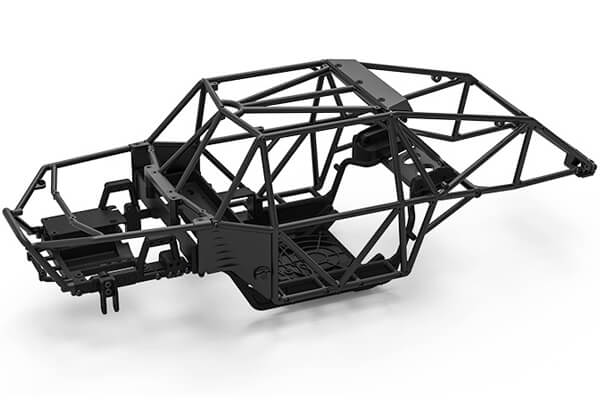 Gmade GOM Chassis details