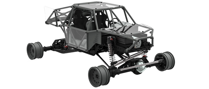 GOM Plus Rock Buggy