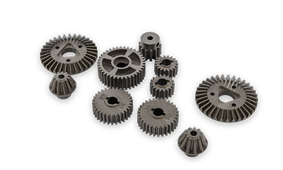All Metal Internal Gears