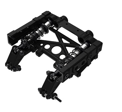 Rear Cantilever Suspension System