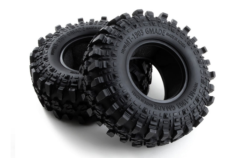 Gmade 1 9 Mt 1903 Off Road Tyres 2 Gm70284