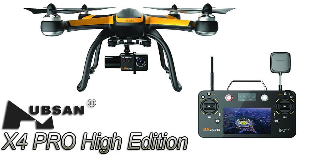 H109S-PROHE Camera Quadcopter
