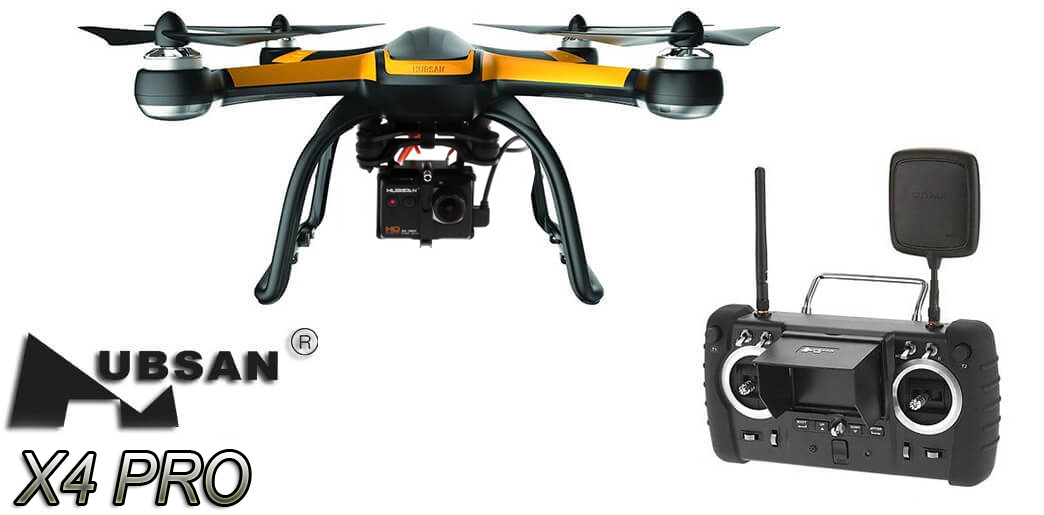 H109S-PROLE Camera Quadcopter