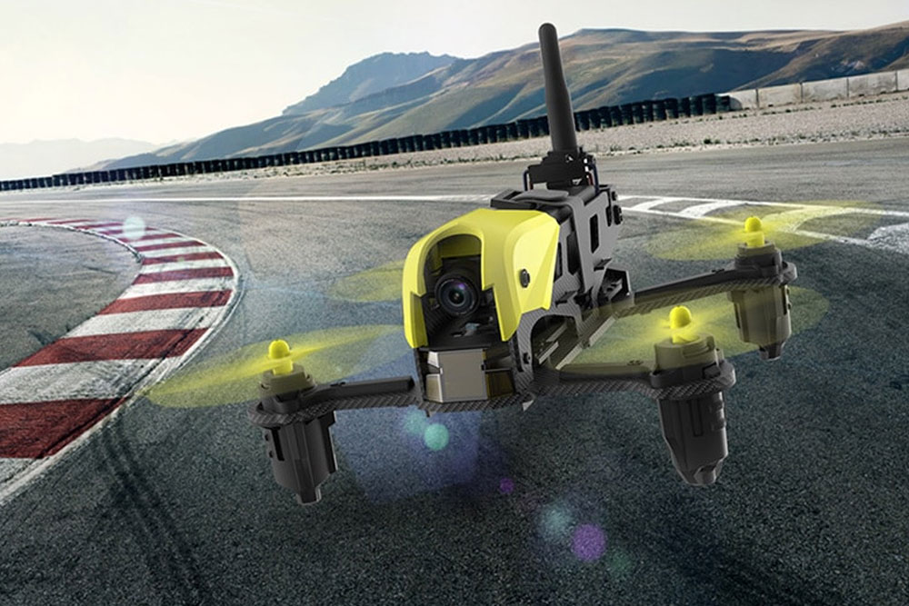 Hubsan X4 Storm Racing Drone W  Ht015 Transmitter  H122