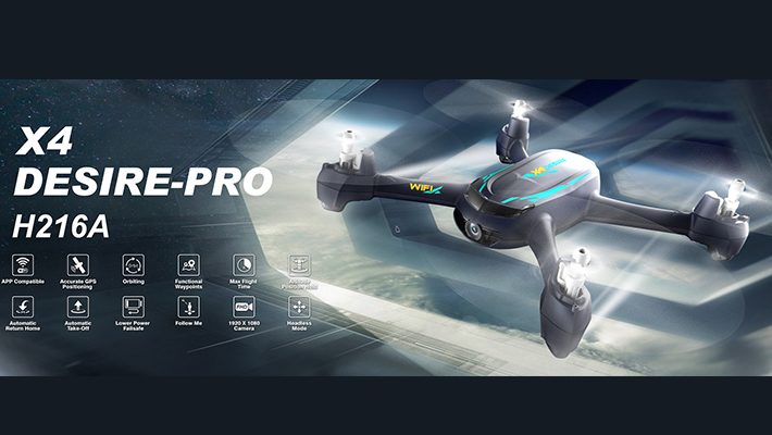H216A X4 Desire Pro
