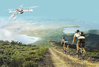 Hubsan H502S Follow Me Mode