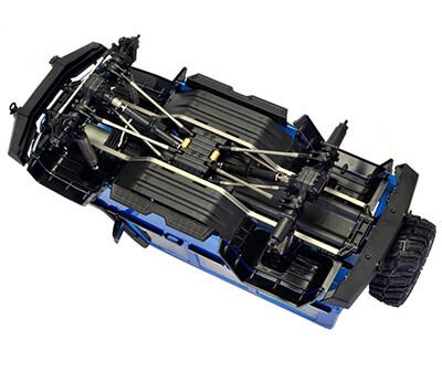 DC1E Forward Motor Details