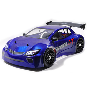 Hyper GT 1/8th Scale Nitro RTR Rally Car - Blue