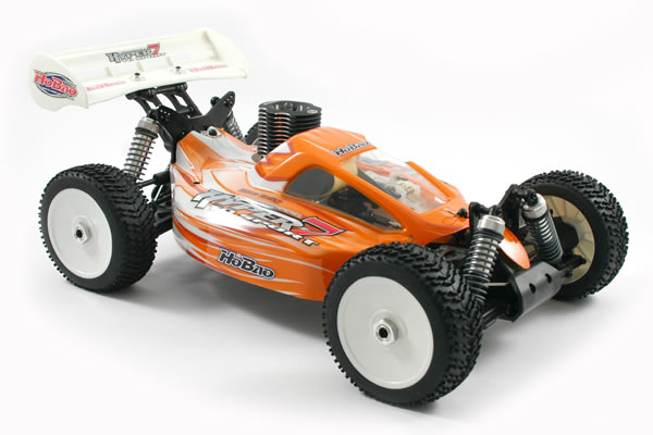 HoBao Hyper 7 TQ2 RTR Mach 28 Edition 1/8th Scale Off-Road Buggy