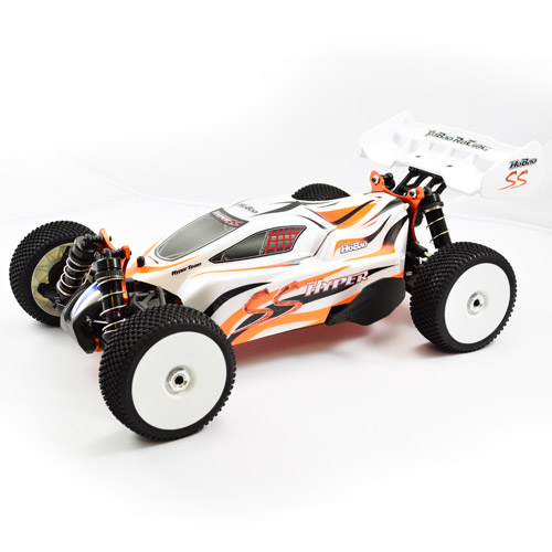 Hyper SSE RTR 1/8th Scale Electric Buggy with 2.4Ghz Radio System