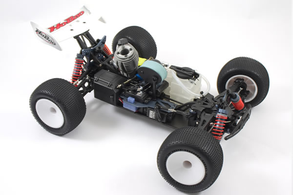 HOBAO TRANSFORMER RTR TRUGGY / TRUCK WITH 2 4GHZ - WITH