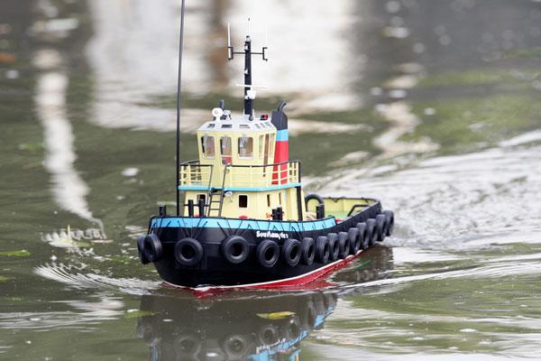 Hobby Engine Premium Label 2 4g Southampton Tug Boat He0701