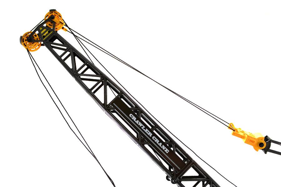 hobby engine premium label digital 2 4g crawler crane  he0705
