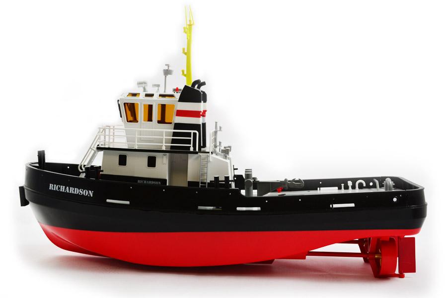 Hobby Engine Premium Label 2 4g Richardson Tug Boat He0721
