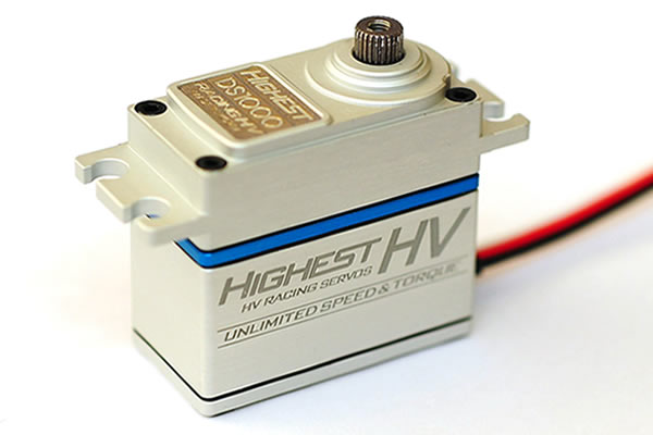 Highest Drift Speed DS1000 Standard Size Digital Servo