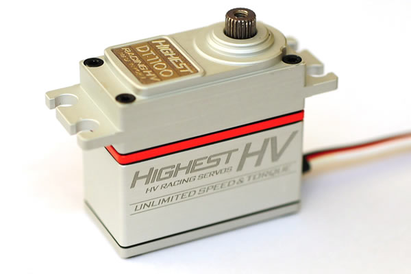 Highest Drift Torque DT1100 Standard Size Digital Servo