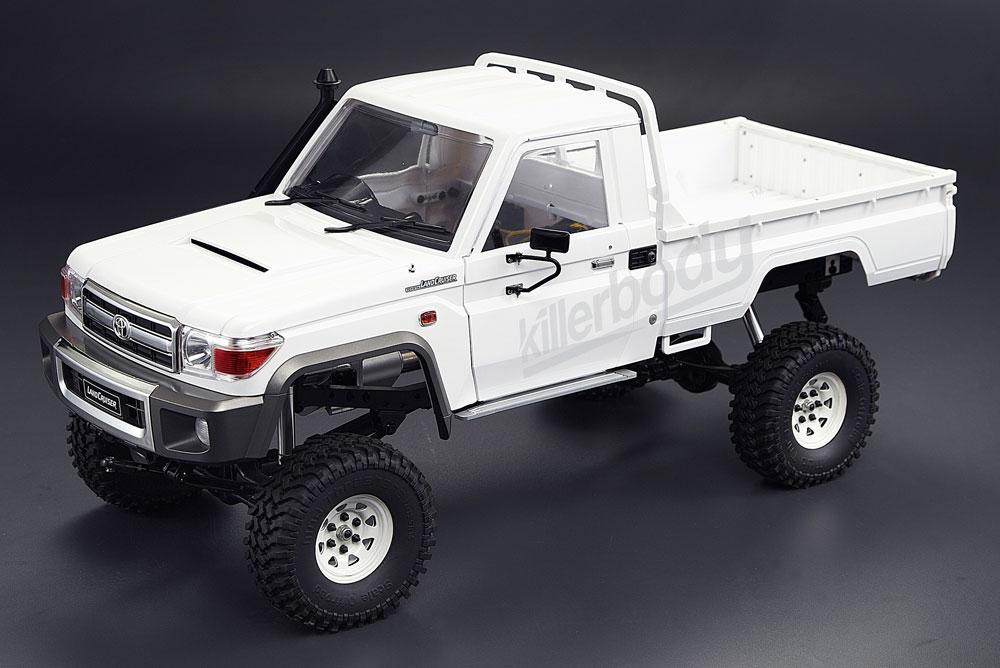Killerbody Toyota Land Cruiser Lc70 Hard Body Set Kb48601