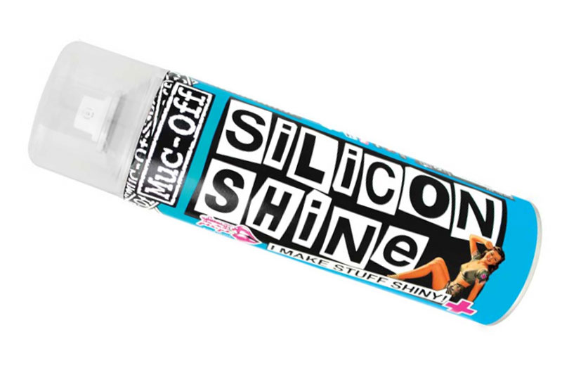 muc off silicone shine 500ml spray muc227. Black Bedroom Furniture Sets. Home Design Ideas