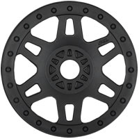 Split Six V2 Front or Rear Wheels - Yellow (4)
