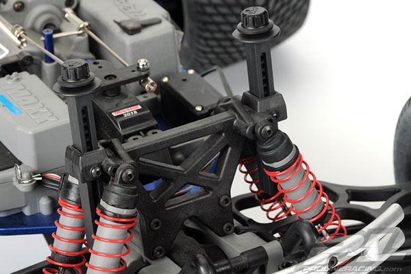 Pro-Line Extended Front /& Rear Body Mounts For T//E Maxx PL6304-00