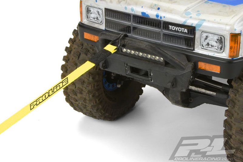 10Th Scale Duffel Bag Pro-Line Scale Recovery Tow Strap PL6314-00