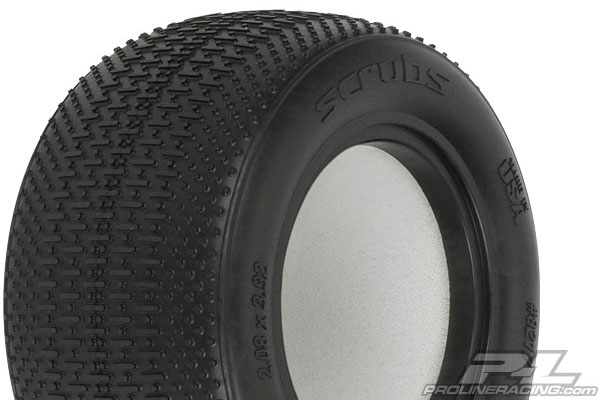 Proline Scrubs T 2.2 M4 (Super Soft) Off-Road Truck Rear Tyres
