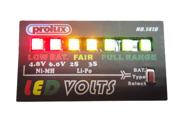 Prolux Volt Saver Security Alarm with LED Indicator