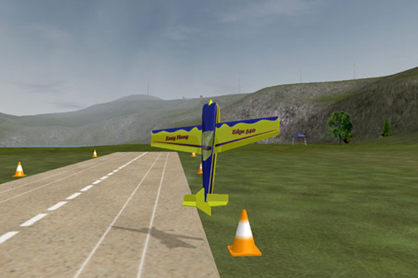 RealityCraft RC Flight Master Extreme 64 Simulator