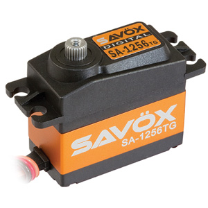 SA-1256TG High Torque Coreless Digital Servo