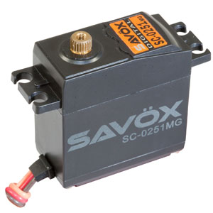 SC-0251 Larger-Standard Size Digital Servo