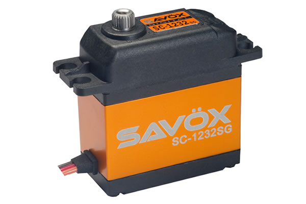 Savox SC1232SG High Torque Coreless Digital  Servo