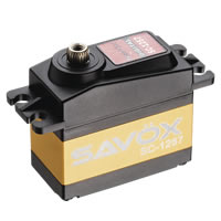 SC-1257 Standard Size Coreless Digital Servo