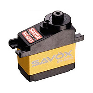 SH-0253 Super Speed Micro Digital Servo