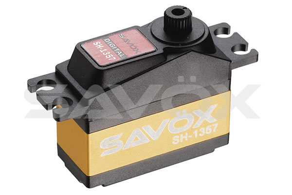 Savox SH-1357 Mini Size Coreless Digital Servo