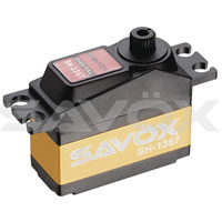 SH-1357 Mini Size Coreless Digital Servo