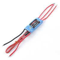 25 amp Brushless ESC