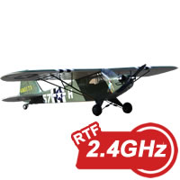 L-4 Grass Hopper 1.4m RTF Green