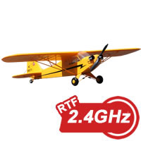 J-3 Piper Cub 1.4m RTF Yellow